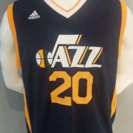 Jersey - Replica - Hombre - Gordon Hayward - Utah Jazz - Road - Adidas [1]