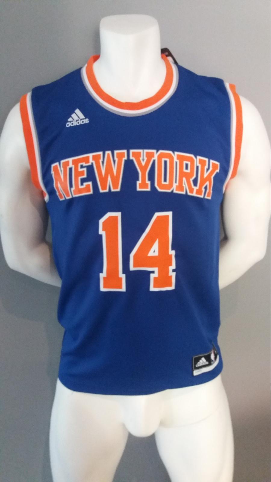 Jersey - Replica - Hombre - Willy Hernangomez - New York Knicks - Road - Adidas