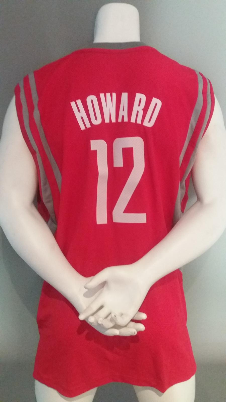 Jersey - Swingman - Hombre - Dwight Howard - Houston Rockets - Road - Adidas