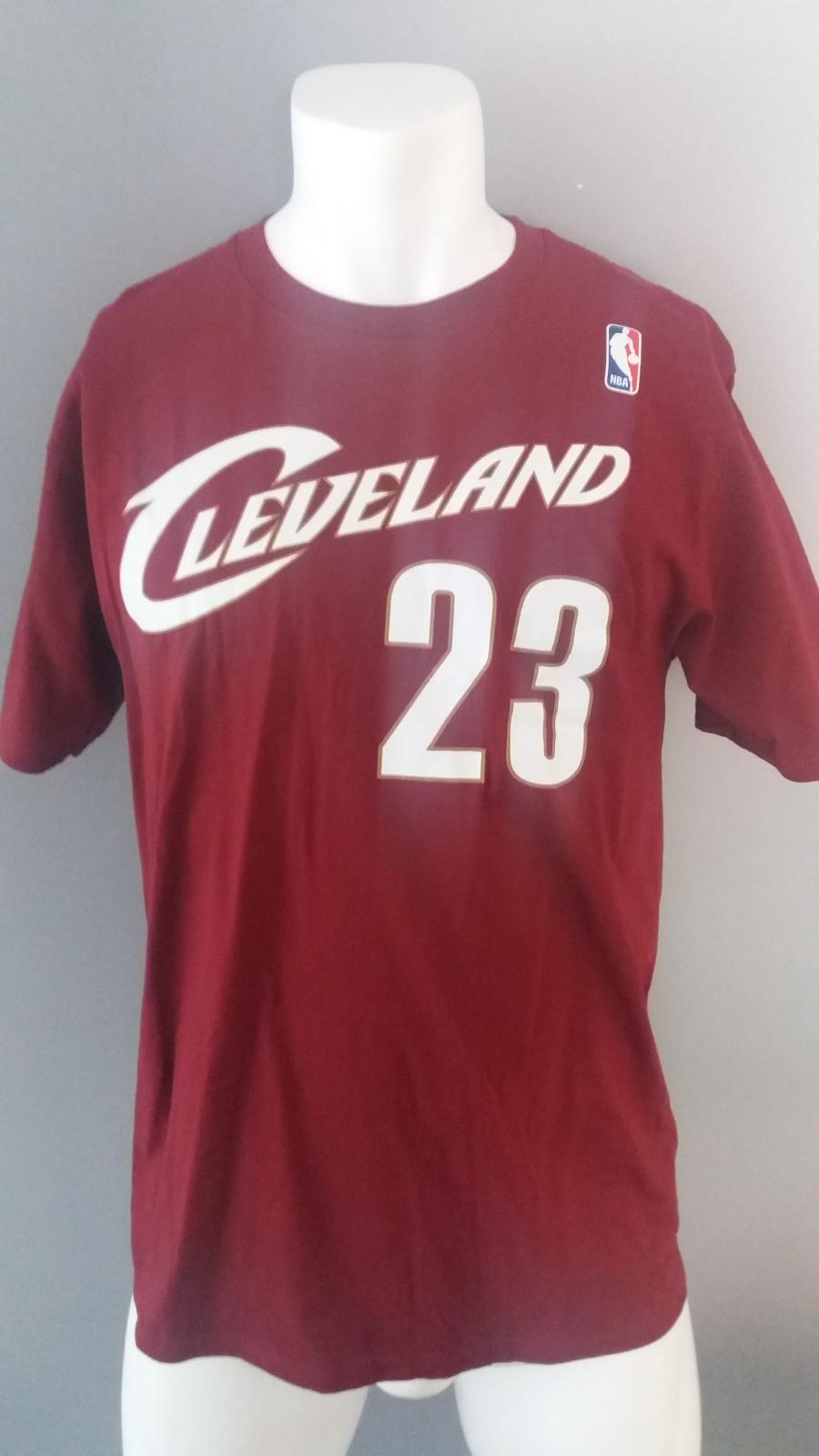Jersey - T-shirt - Hombre - Lebron James - Cleveland Cavaliers - Alternate - Adidas