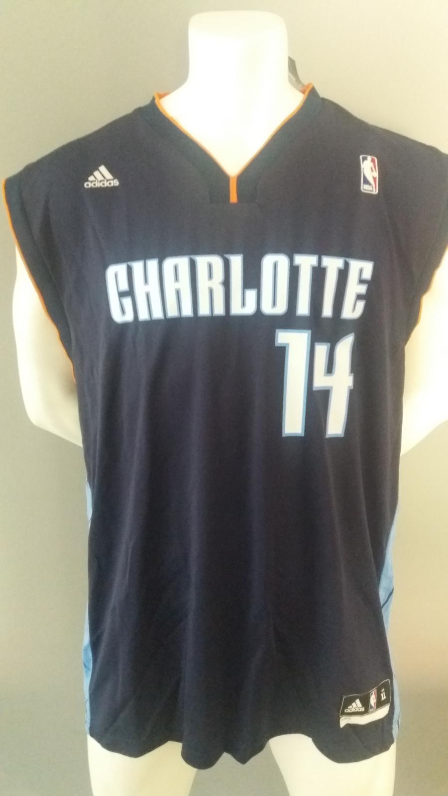 Jersey - Replica - Hombre - Michael Kidd-Gilchrist - Charlotte Bobcats - Road - Adidas