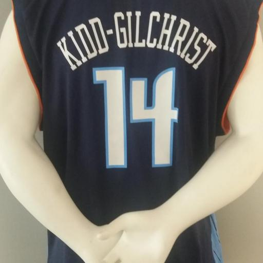 Jersey - Replica - Hombre - Michael Kidd-Gilchrist - Charlotte Bobcats - Road - Adidas [1]