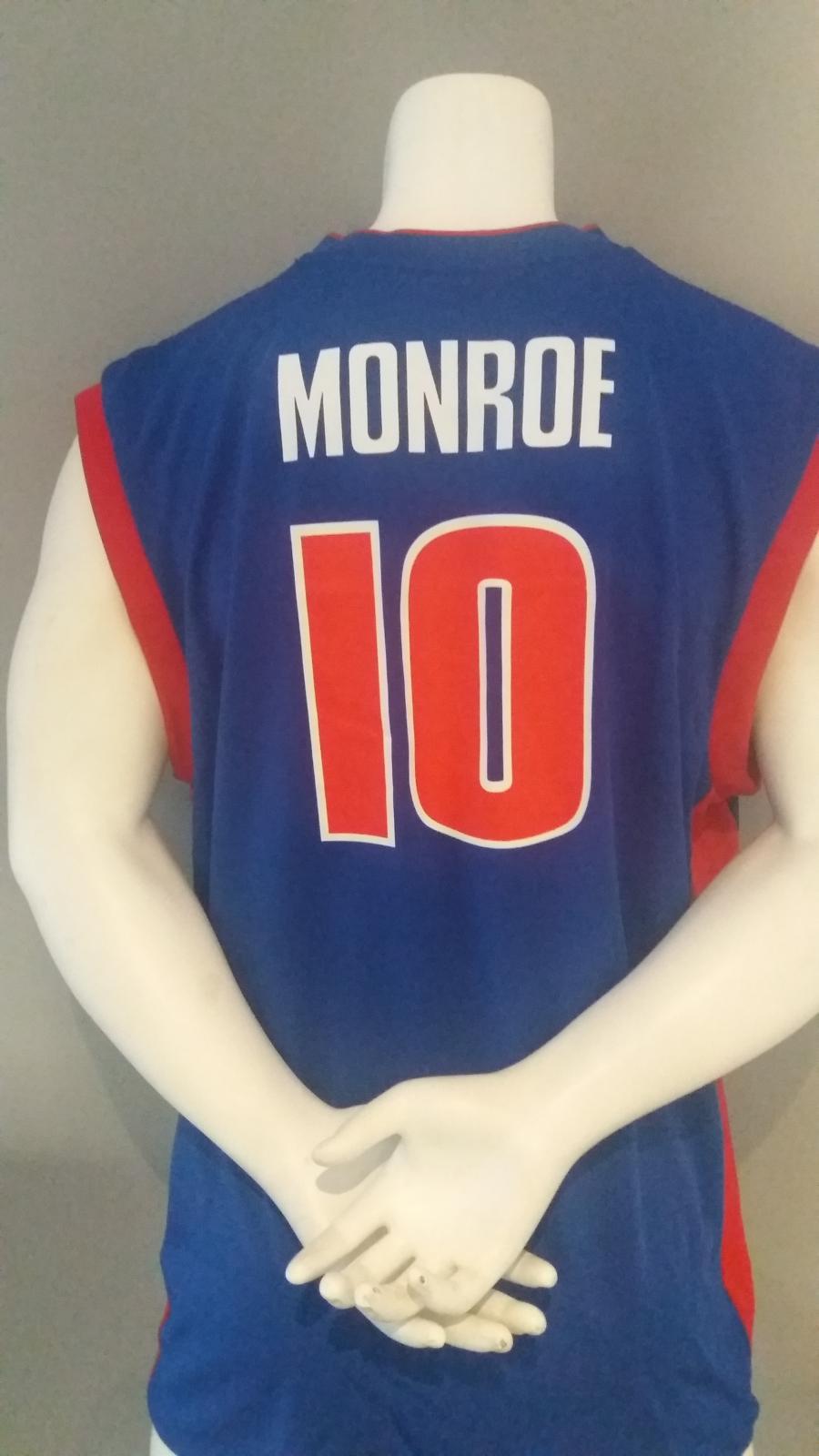 Jersey - Replica - Hombre - Greg Monroe - Detroit Pistons - Road - Adidas