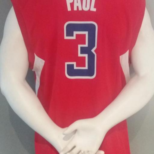 Jersey - Replica - Hombre - Chris Paul - LA Clippers - Road - Adidas