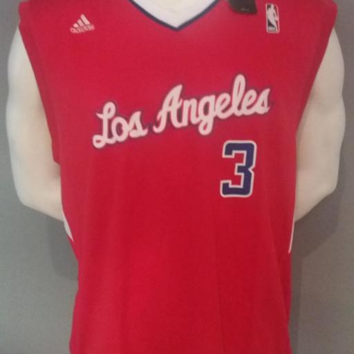 Jersey - Replica - Hombre - Chris Paul - LA Clippers - Road - Adidas [1]