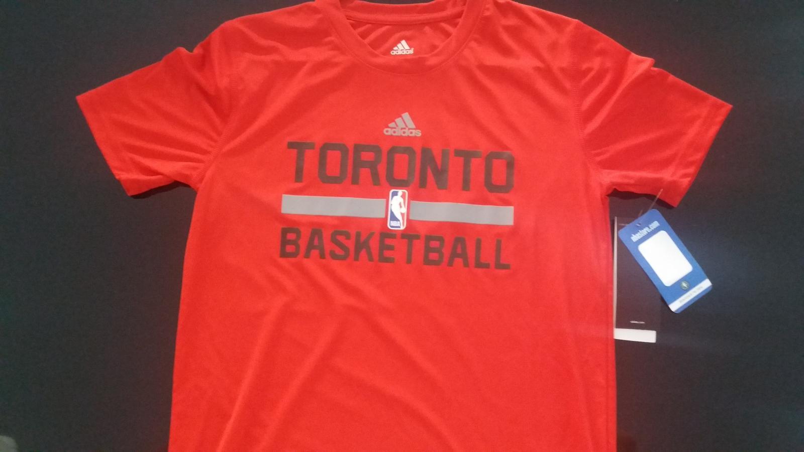 Jersey - Practise - Joven - No Name - Toronto Raptors - Alternate - Adidas