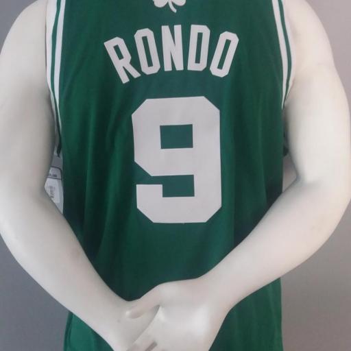 Jersey - Swingman - Hombre - Rajon Rondo - Boston Celtics - Road - Adidas [1]