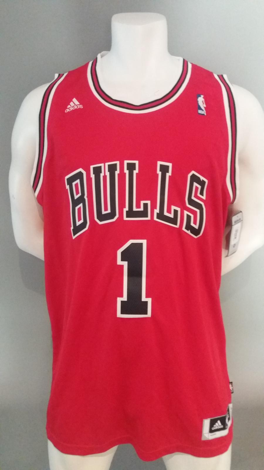 Jersey - Swingman - Hombre - Derrick Rose - Chicago Bulls - Road - Adidas