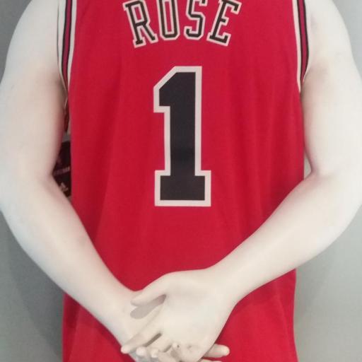 Jersey - Swingman - Hombre - Derrick Rose - Chicago Bulls - Road - Adidas [1]