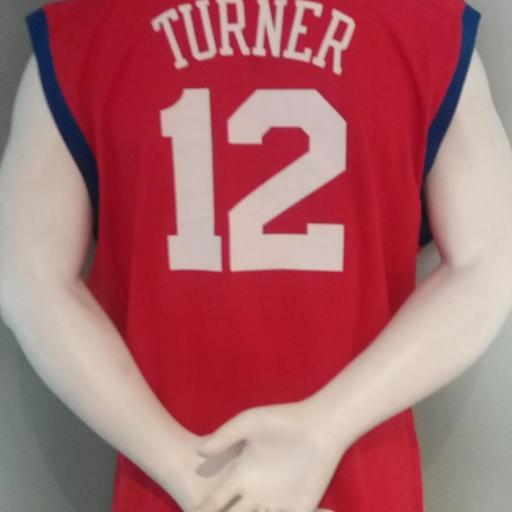 Jersey - Replica - Hombre - Evan Turner - Philadelphia 76ers - Road - Adidas [1]