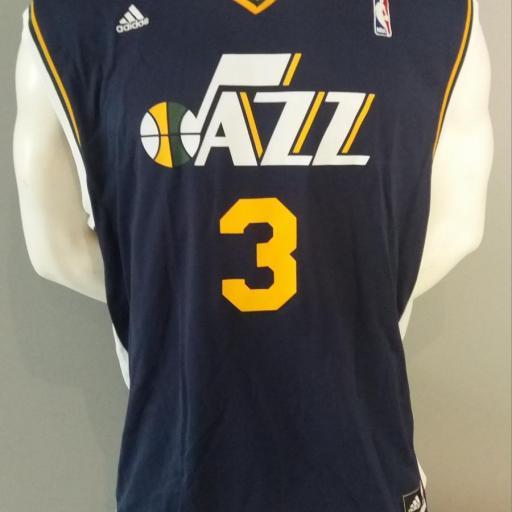 Jersey - Replica - Hombre - Trey Burke - Utah Jazz - Road - Adidas