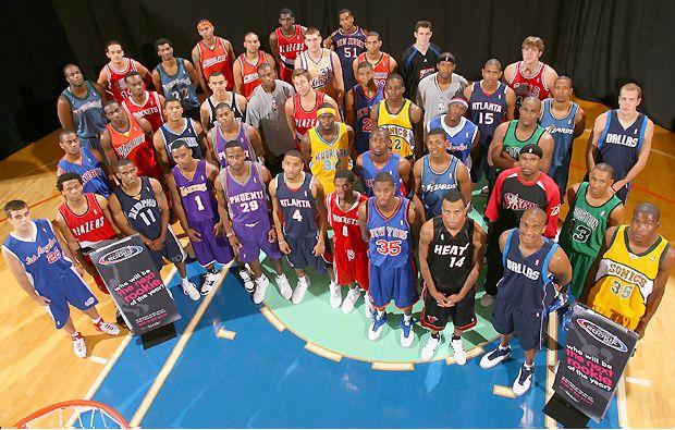 Productos oficiales NBA para los más jóvenes