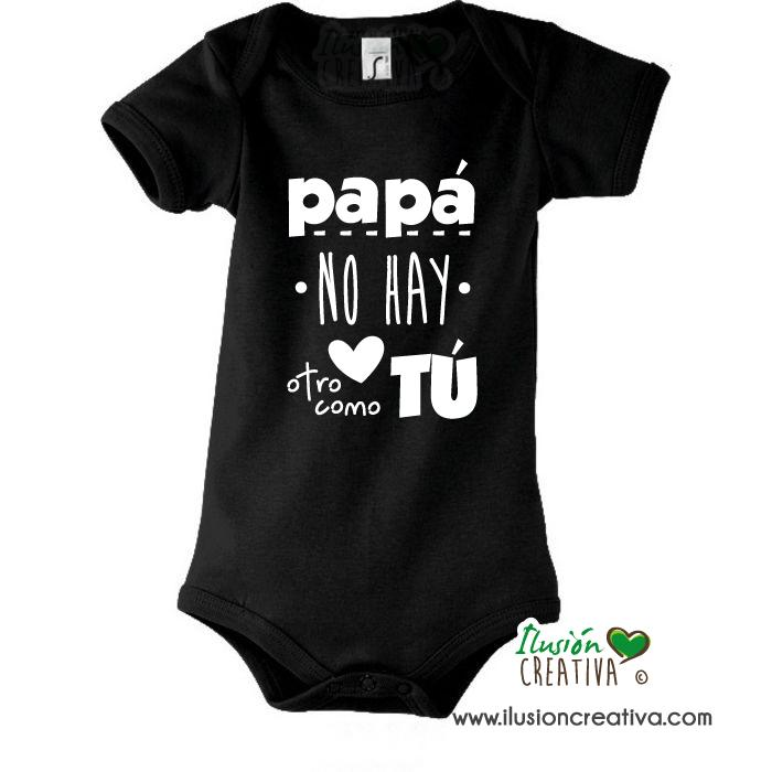 Body Niñ@ Colección Mensaje - Papá no hay otro como tú