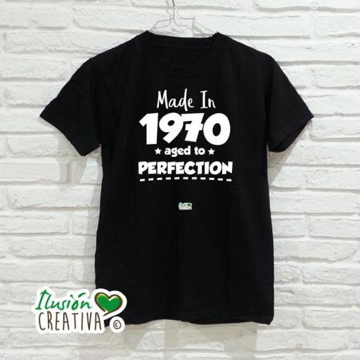 Camiseta Hombre - Made in