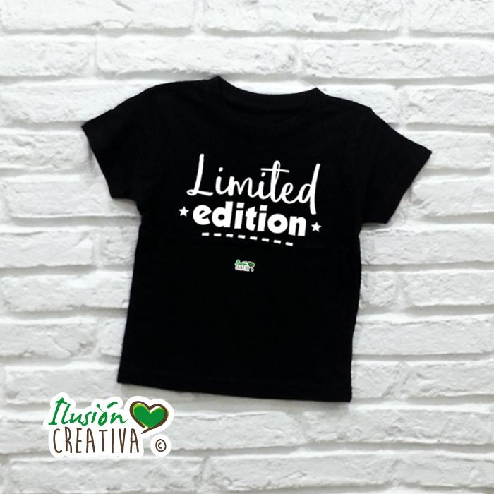 Camiseta Niño/a - Limited Edition