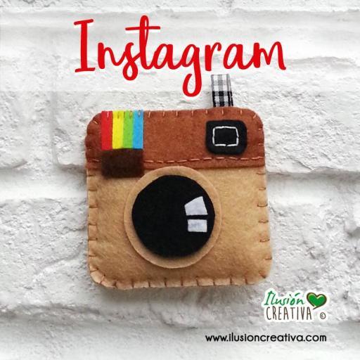 Llaveros Instagram