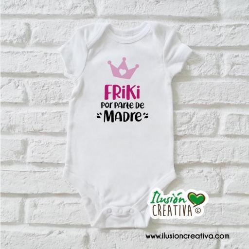Body Friki por parte de madre [1]