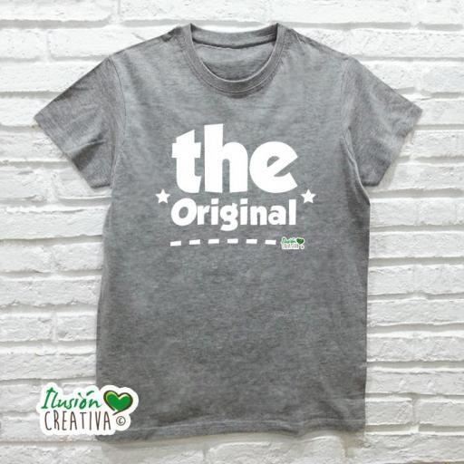 Camiseta Hombre - The Original
