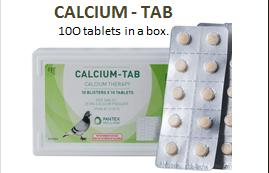 CALCIUM TAB PANTEX