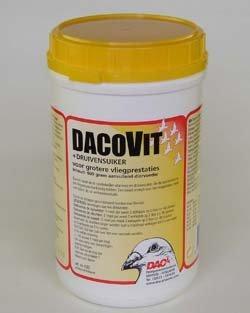 DACOVIT + AZUCAR DE UVA , 600g