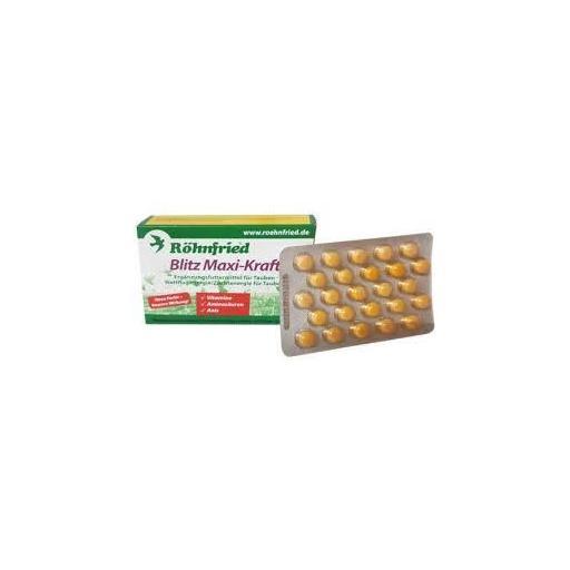 Rohnfried Blitz Maxi-Kraft, (píldoras energéticas que aumentan la resistencia)