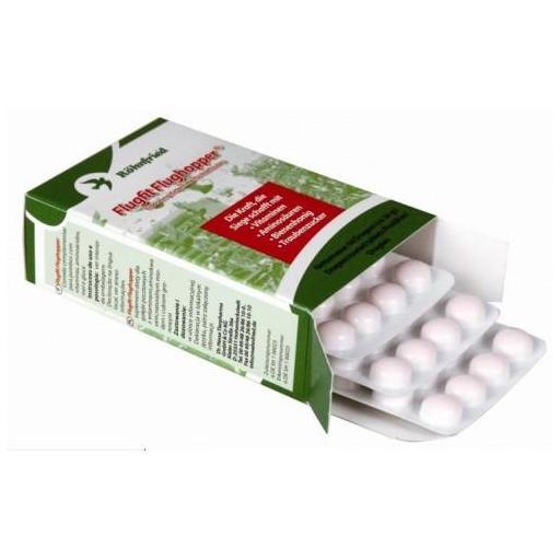 Rohnfried Flugfit 60 comprimidos (píldoras energéticas). Para Palomas