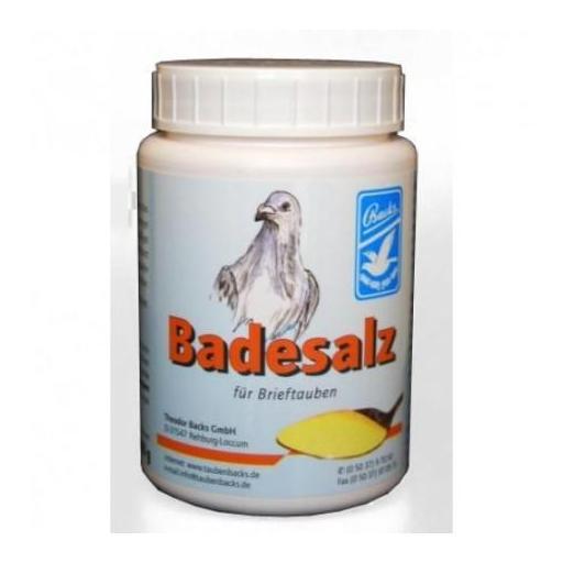 Backs Sales de baño 600 gr