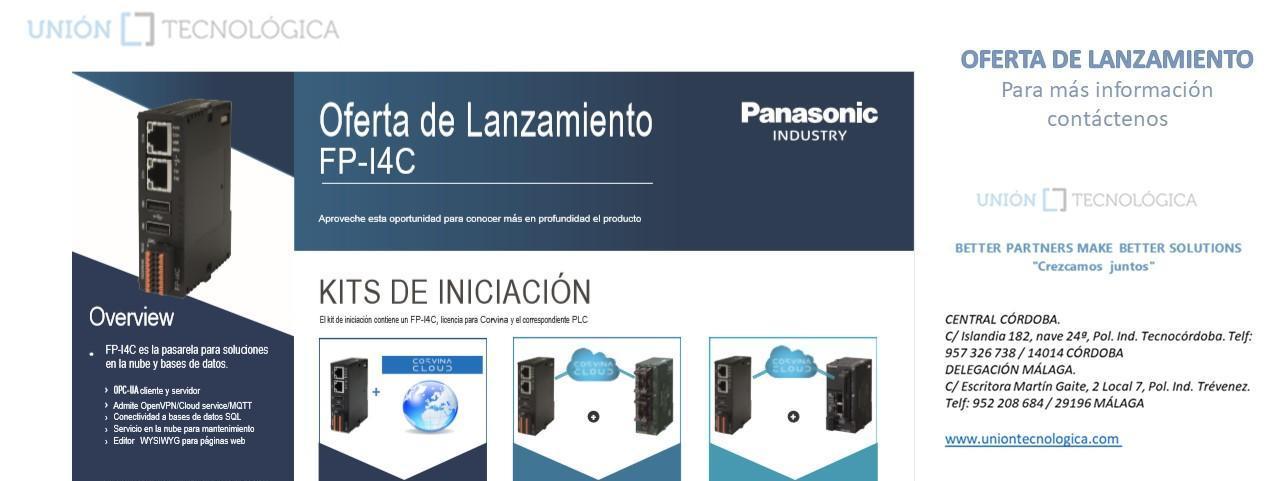 Promoción lanzamiento Panasonic