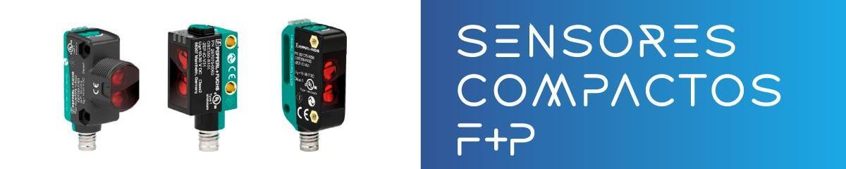 Captura los datos de tu fábrica con los sensores compactos de P+F