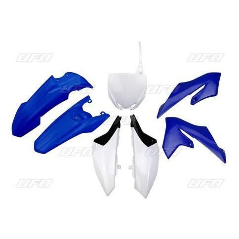 kit de plasticos YZ65 Negro / Azul / Blanco / Original [0]