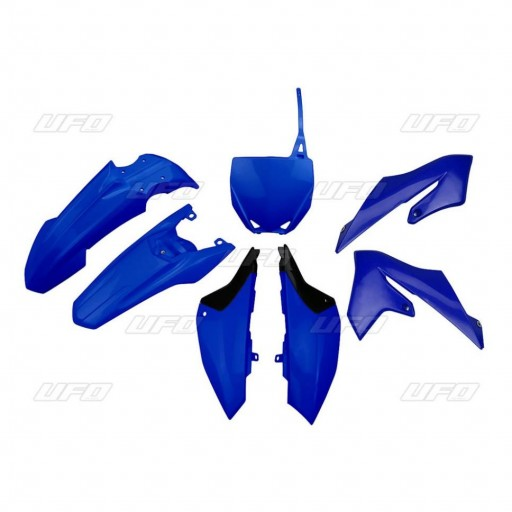 kit de plasticos YZ65 Negro / Azul / Blanco / Original [1]