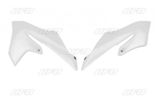 Placas laterales radiaror YZ65 Negra / Azul / Blanca [1]