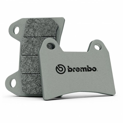 Pastillas sitentizadas Brembo RACING