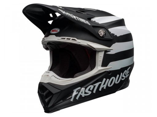 Bell MOTO-9 MIPS FASTHOUSE Signia Negro/Cromo [1]