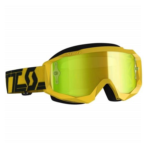 MASCARA HUSTLE X MX Color Yellow/black