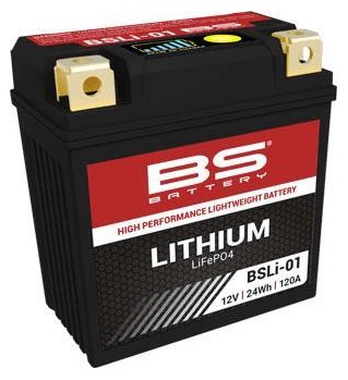 Batería de litio BS BATTERY BSLI-01 LFP01