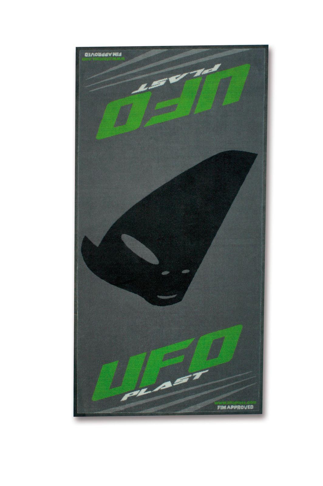 Alfombrilla UFO para asistencia 100 x 160 homologada