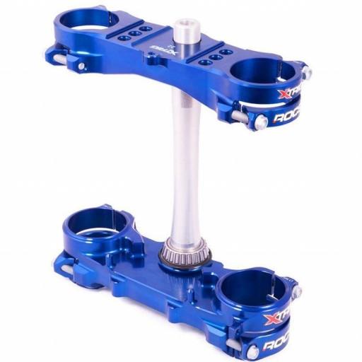 Tija completa XTRIG Rocs Yamaha azul YZ 250/450 F