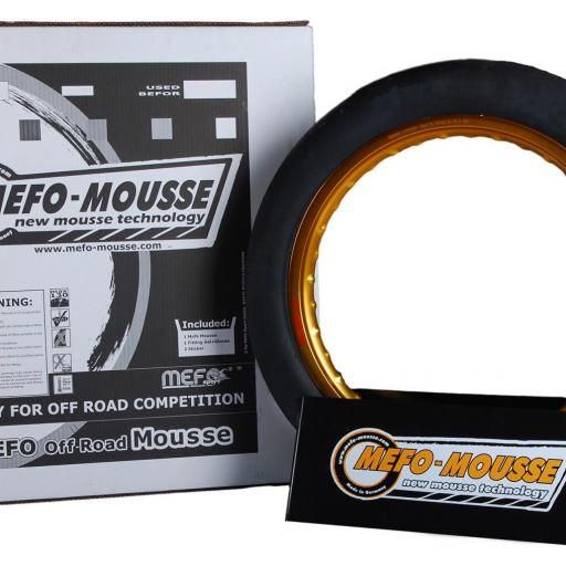 Mousse MEFO 18´´ 140/80-18 FIM 130/90-18 MX