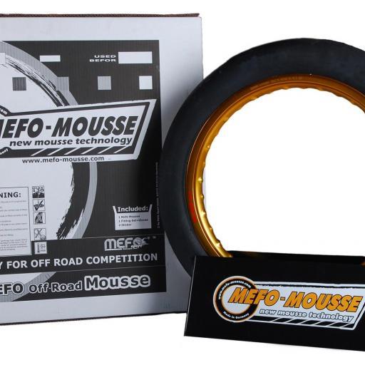 Mousse MEFO 21´´ 80/100-21 90/90-21 carcasa estrecha