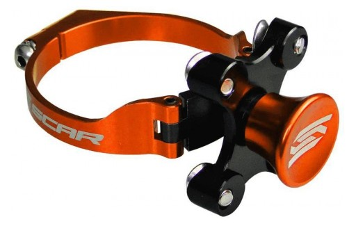 SCAR Holeshot Naranja/Azul