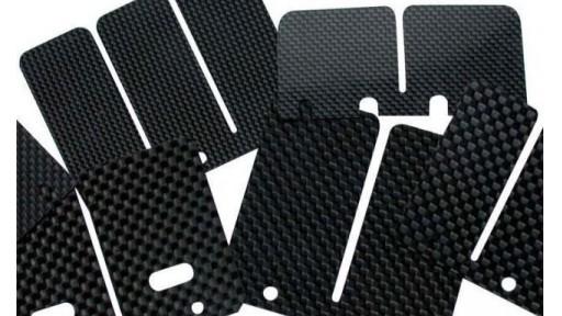 Láminas de carbono para caja de láminas V-Force 3R