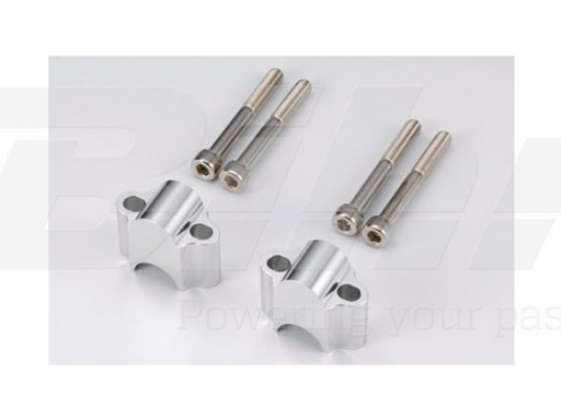 Alzas de manillar 22 mm de 15 a 30mm