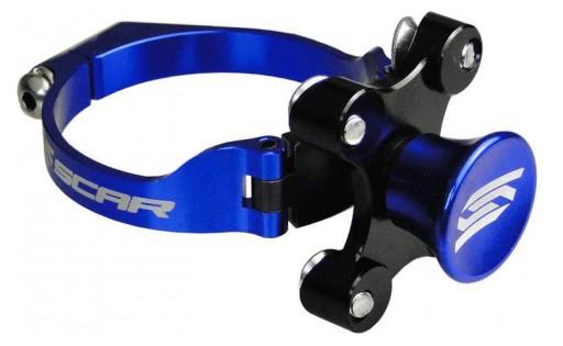 SCAR Holeshot Negro/Azul [1]
