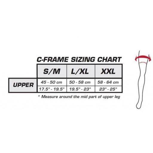 Rodillera LEATT C-Frame Pro Carbono [1]