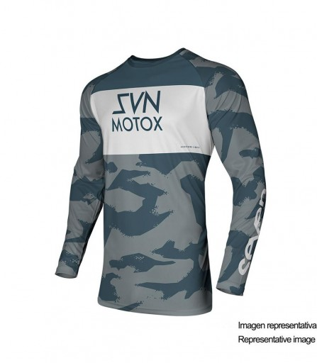 CAMISETA SEVEN VOX PURSUIT (STEEL)