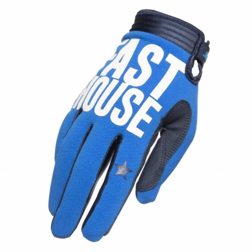 FASTHOUSE Guantes SPEEDSTYLE BLOCKHOUSE Blue