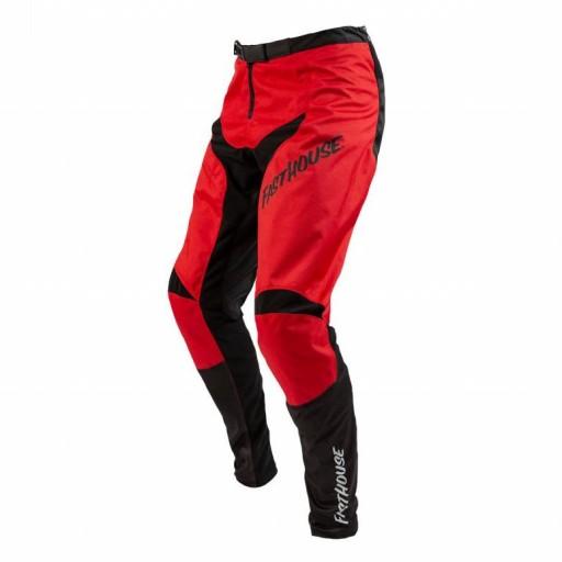FASTHOUSE Pantalón MTB FASTLINE Red