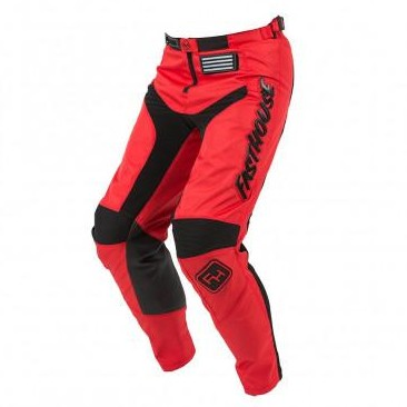 FASTHOUSE Pantalón Moto GRINDHOUSE Red YOUTH