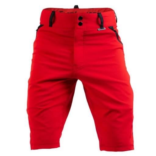 FASTHOUSE Pantalones cortos MTB CROSSLINE Red
